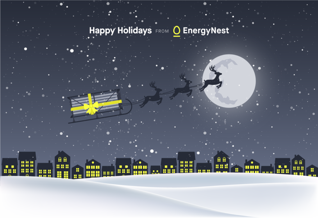 Happy Holidays from EnergyNest