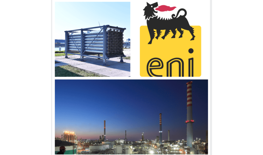 EnergyNest is supplying one of oil & gas major Eni's industrial decarbonization projects with a full Thermal Battery solution